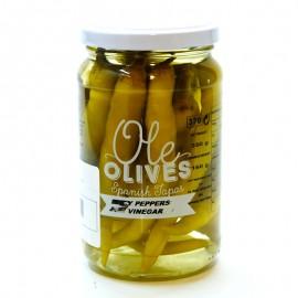 Перец острый консервированный Ole Olives 370г