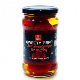 Перец красный для фаршировки Sweety Pepp 290г