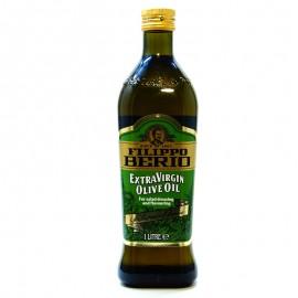 Масло оливковое Filippo Berio Extra Virgin 1л