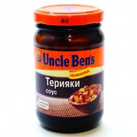 Соус терияки Uncle Ben's 210г