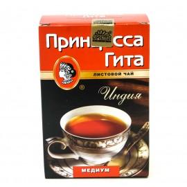 Чай Принцесса Гита 100гр. Лист Медиум