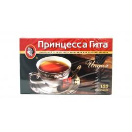 Чай Принцесса Гита 100 пакетов