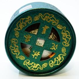 Чай Чю Хуа Пуэр TWX-635, 100г