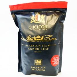 Черный чай Chelton OPA Big Leaf Благородный дом, 400г