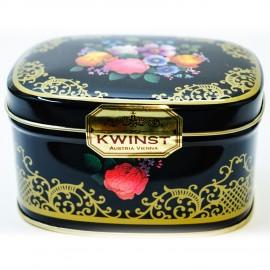 Чай черный листовой Kwinst Шкатулочка, 80г