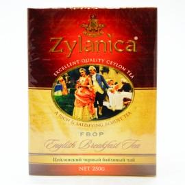 Чай черный Zylanica Английский завтрак FBOP, 250г