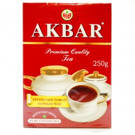 Черный чай Akbar Mountain Fresh, 250г