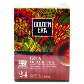 Черный чай Golden Era OPA, 100г