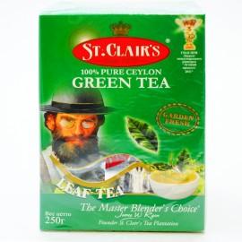 Чай зеленый St.Clairs, 250г