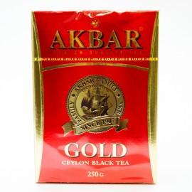 Черный чай Akbar Gold, 250г