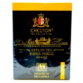 Черный чай Chelton Super Pekoe, 200г