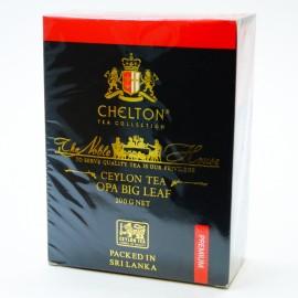 Черный чай Chelton крупнолистовой OPA, 200г