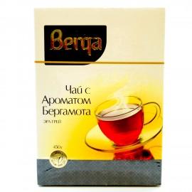 Чай черный Berqa с ароматом бергамота, 450г