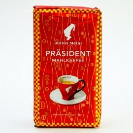 Молотый кофе Julius Meinl Präsident Mahlkaffee, 250г