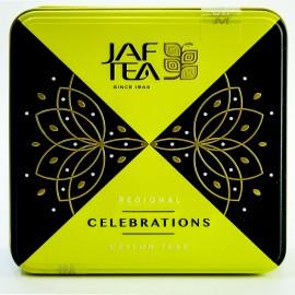 Черный чай Jaf Tea Celebrations ОРА + FBOP, 80г