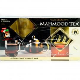 Чай подарочный Махмуд с кружкой, 175г
