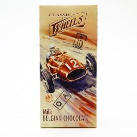 Шоколад Classic Wheels молочный, 100г
