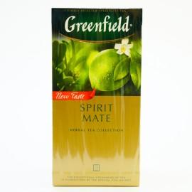 Травяной чай Greenfield Spirit Mate, 25 пакетиков