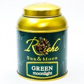 Зеленый чай Riche Natur Green Moonlight, 100г