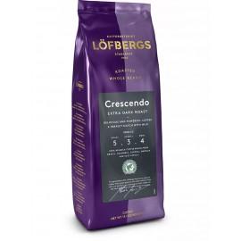 Кофе в зёрнах Lofbergs Crescendo 400гр