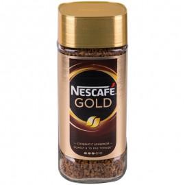 Кофе Нескафе Голд 47,5гр. Растворимый Сублимированный