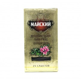 Чай Майский Золотой.Душистый Чабрец 25 пакетов