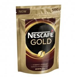Кофе растворимый Нескафе Голд 500гр