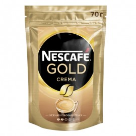 Кофе Нескафе Голд Крема 75гр.