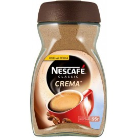 Кофе Нескафе Классик Крема 95гр.