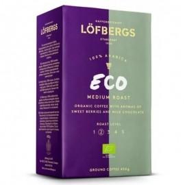 Кофе молотый Lofbergs ECO (крепость-2) 450гр.