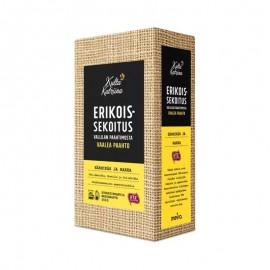 Кофе молотый  Kulta Katriina Erikois-Sekoitus Vaalea Paahto (крепость-2) 450гр.