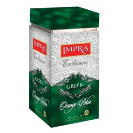 Impra Exclusive зелёный чай  200гр. Ж/Б
