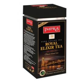 Impra Royal Elixir Tea чёрный чай  200гр. Ж/Б