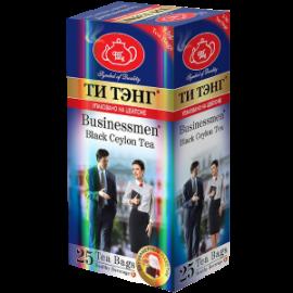 Чай черный  Ти Тэнг Businessmen 25 пакетов