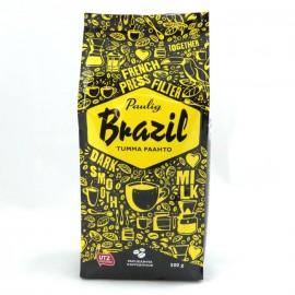 Кофе в зёрнах Paulig Brazil 500гр