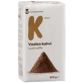 Кофе молотый K-Menu Vaalea Kahvi 500гр