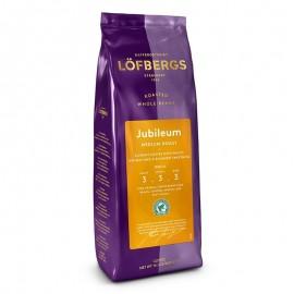Кофе в зёрнах Lofbergs Jubileum 400гр. (Швеция)