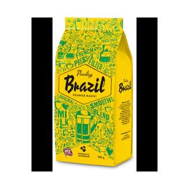 Кофе в зёрнах Paulig Brazil Original 500гр. (Финляндия)