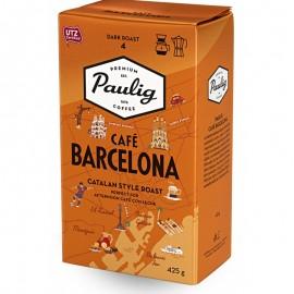 Кофе молотый Paulig Barcelona 425гр. (крепость-4). Финляндия