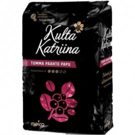 Кофе в зернах Kulta Katriina 500гр (Финляндия)