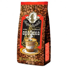 Кофе Петр Великий 1000гр. В зернах