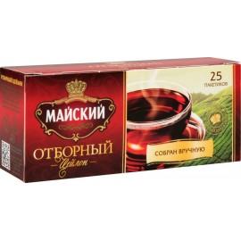 Чай черный Майский Отборный 25 пакетов