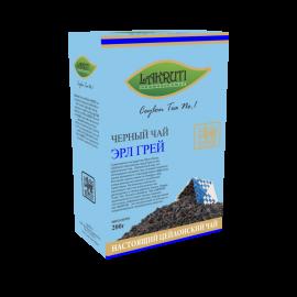 Чай черный с бергамотом LAKRUTI Earl Grey 200гр