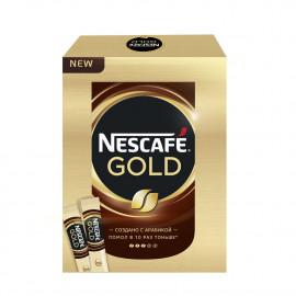 Кофе Нескафе Голд 2гр. Растворимый Сублимированный Порционный