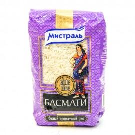 Рис Басматти белый ароматный МИСТРАЛЬ  500гр.