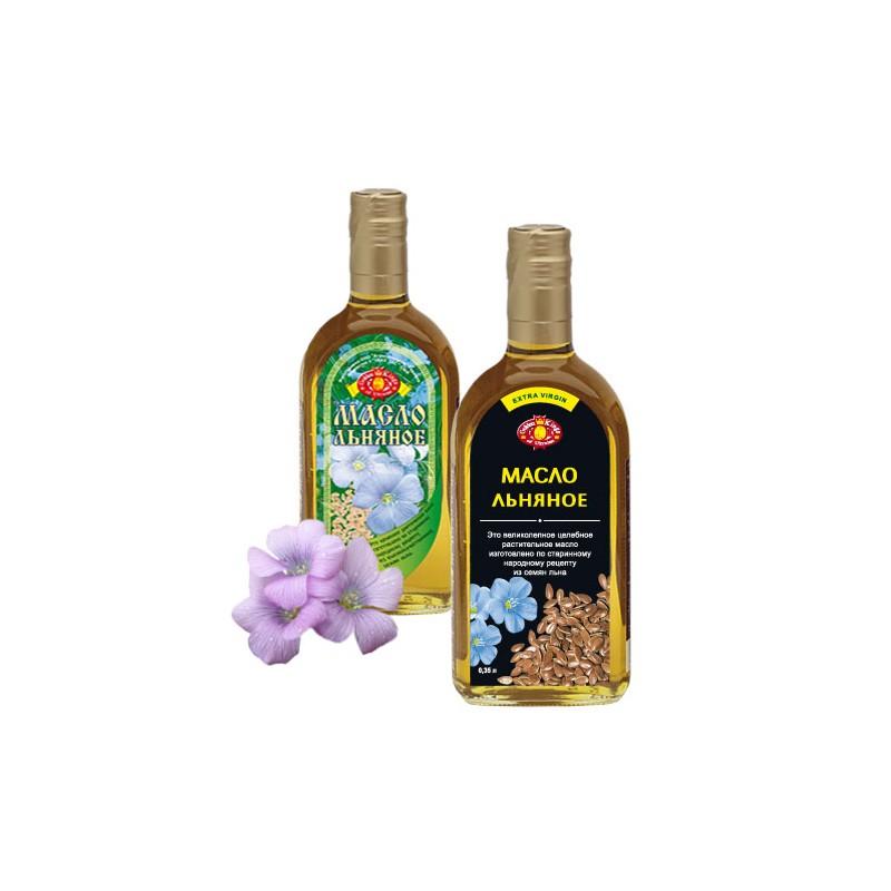 льняное масло для простатита