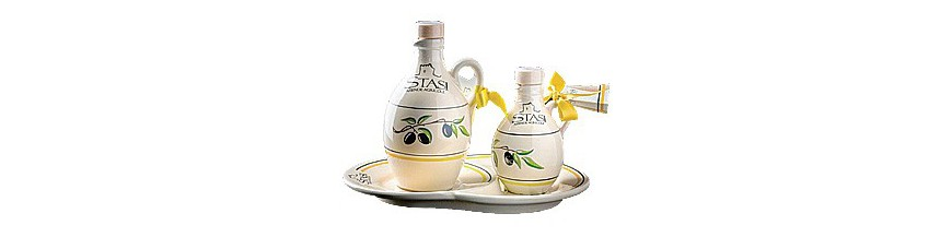 Масло оливковое подарочное