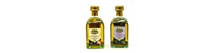 Масло оливковое с добавками